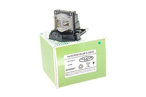 Alda PQ-Premium, Beamerlampe / Ersatzlampe für ACER P1265 Projektoren, Lampe mit Gehäuse