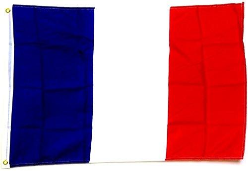 Fahne Flagge Frankreich 30 x 45 cm