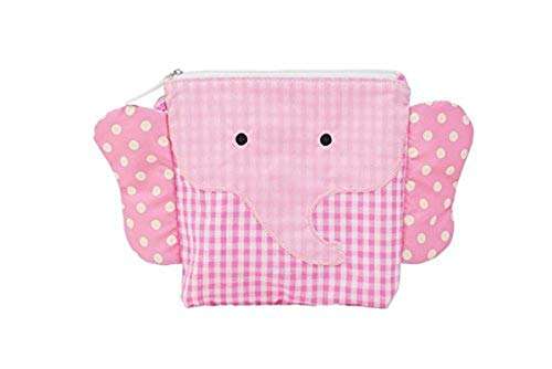 Palm Beach Crew My First Buddy Snack Bag Collection, Ellie Pink Elephant