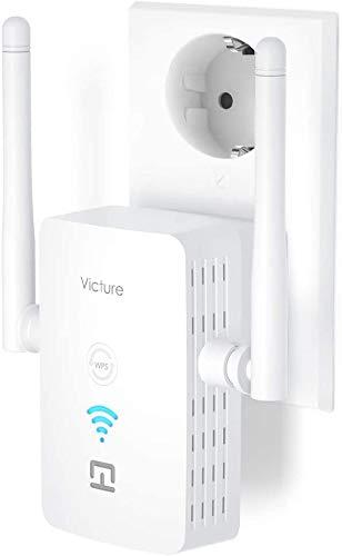 Victure 1200 Mbps, Répéteur WiFi, Amplificateur WiFi,...