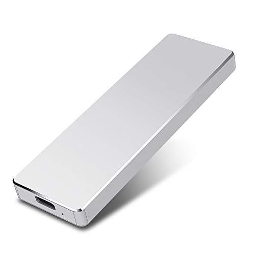 Disco Duro Externo 1tb Type C USB 3.1 para Mac, PC, MacBook