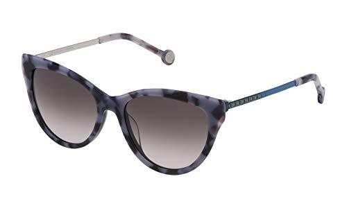 Carolina Herrera Gafas de Sol Mujer SHE7535307NV (Diametro 53 mm), 07nv (07nv), M Unisex-Adult