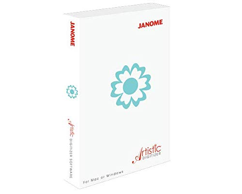 Janome Artistic Digitizer Software