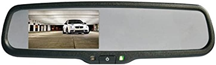 BOYO VTM43ME - Replacement Rear-View Mirror with 4.3