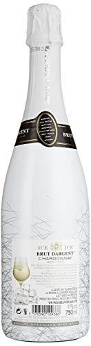 Brut Dargent Ice Chardonnay Méthode Traditionnelle HalbTrocken Sekt (1 x 0.75 L) - 3