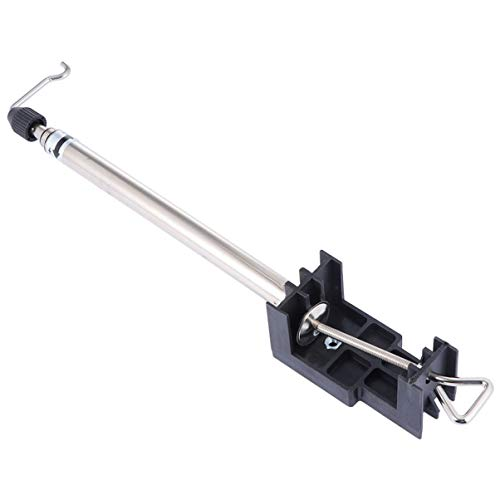 DOITOOL Grinder Holder Telescopic Bench Top Grinder Stand Soporte Colgante Herramienta de Abrazadera para Amoladora de Mesa Eléctrica