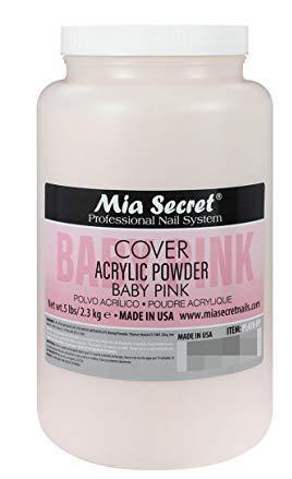 Mia Secret Acrylic Powder - 5 LBS (Cover Baby Pink)