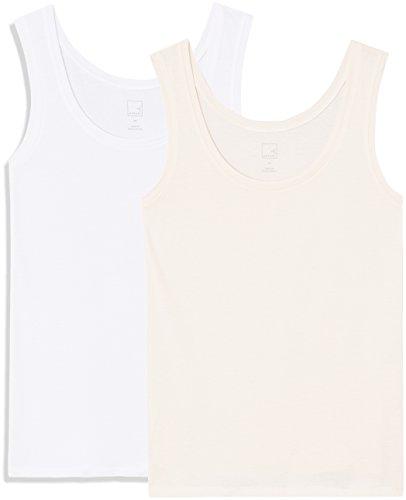 MERAKI Camiseta sin Mangas Mujer