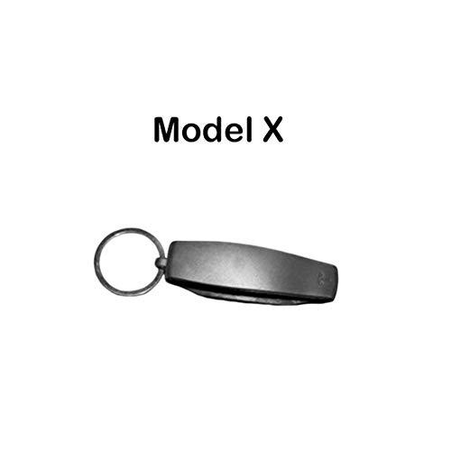 2 X Autoschlüssel Fall Für Tesla Silikon Autoschlüssel Schutz Halter Tesla Schlüsselband Autoschlüssel Fall