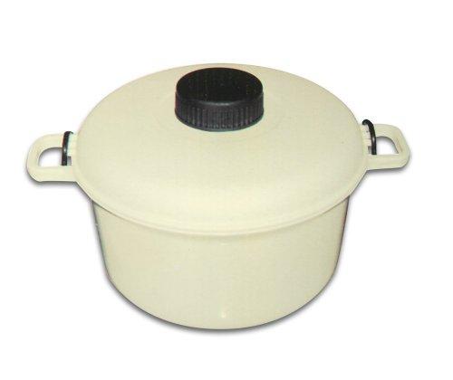 Globatek - Olla a presión para microondas (para cocinar arr