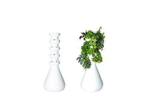 Lettuce Grow 24-Plant Farmstand - Self-Watering,...