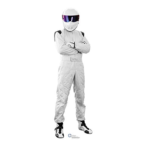 Star Cutouts Pappaufsteller von The Stig