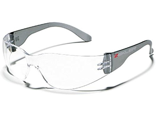 Zekler Gläser, klar, 30 HC/AF