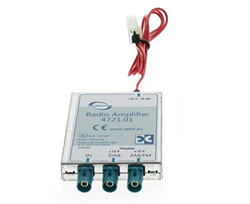 Dietz 41106 Universal DAB / DAB+ / FM Splitter - Fakra Stecker