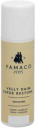 Famaco Velly Rauleder Applicator 75 ml Gelb