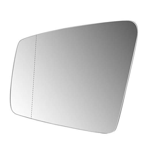 Espejo retrovisor, espejo retrovisor, espejo retrovisor, espejo lateral, adhesivo para espejo retrovisor, instalación sencilla para A-Class W176 2012-2017 Fit -Benz