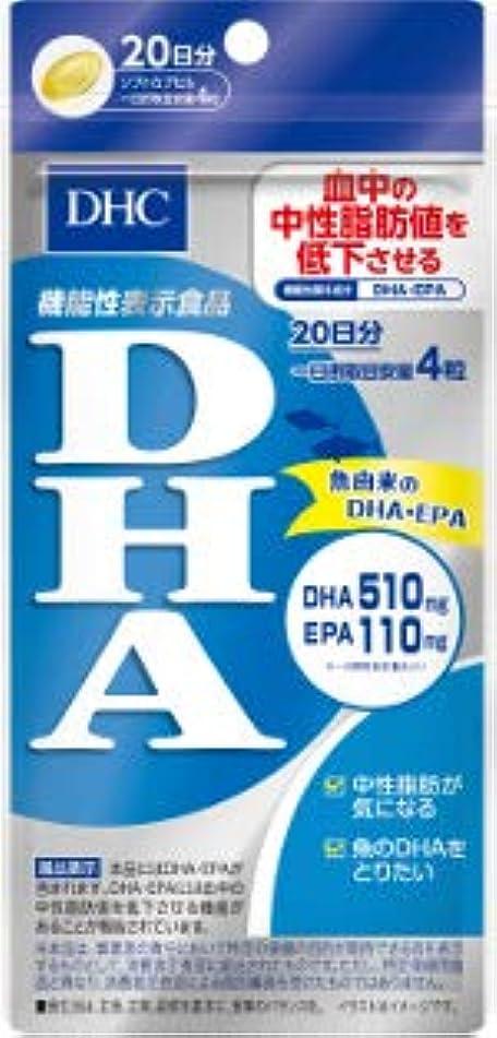反対するエンドテーブル農業【まとめ買い】20日DHA80粒 ×3個