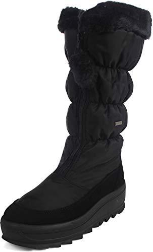 Pajar Canada Damen Snowboots Toboggan schwarz 37