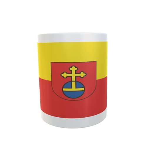 U24 Tasse Kaffeebecher Mug Cup Flagge Eppelheim