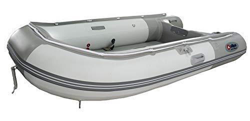 Saarwebstore Allpa Profi Schlauchboot SENS-Air mit aufblasbarem Hochdruckluftboden Angelboot Ruderboot Größe SENS 265-air