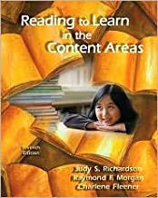 Best reading to learn in the content areas 7th edition Reviews