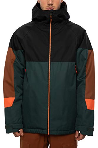 Herren Snowboard Jacke 686 Static Insulated Jacket