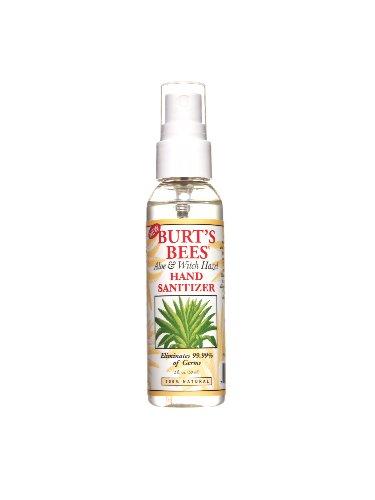 Burt's Bees Aloe & Witch Hazel Hand Sanitizer, 2 Fluid Ounces (Pack of 3)