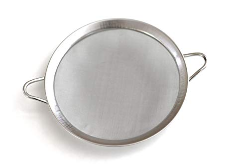 Purelife Coffee Enema Strainer - Unique 10X Micro Mesh Stainless Steel Fabric - Strains Better Than Any Other On The Market - An American Owned Company Since 2012