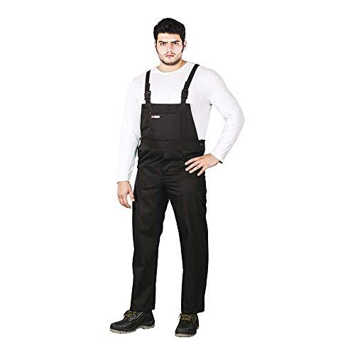 Reis SMB_54 Master Schutzlatzhose, Schwarz, 54 Größe