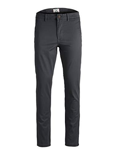 Jack & Jones, Jjimarco Jjbowie Sa Dark Grey STS, Pantaloni da uomo Grigio (Dark Grey Dark Grey) 30W x 34L