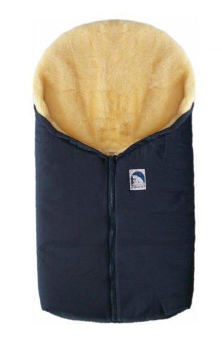 Eisbärchen 963 MA - Saco de abrigo de piel de cordero, colo