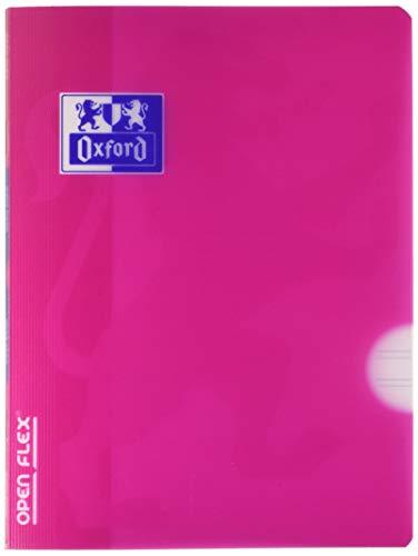 Cuaderno Oxford Openflex A5-48h Pauta2,5, 1 unidad, Colores Surtidos
