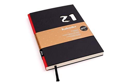 Kalender 2021 DIN A5 (Agenda Timer) - BerlinBook L