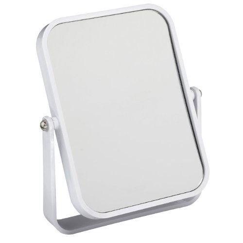 FMG - Espejo blanco con aumento de 3x