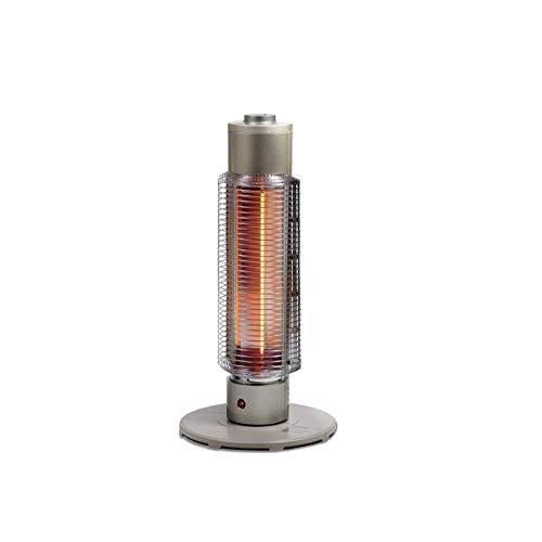 Sengoku MegaHeat MH-G420A(N)/SM-G420A(N) INSTANT HEAT Graphite Tower Heater, 420W, Champagne