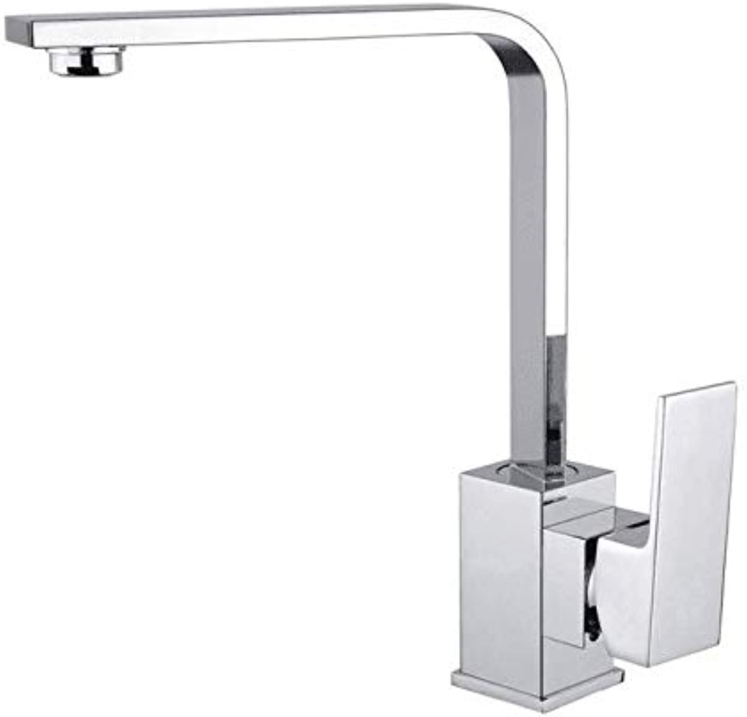 Basin Faucet Bathroom Sink Tap All Copper Mixing Water Faucet Kitchen Hot and Cold Dish Basin Faucet Faucet Faucet