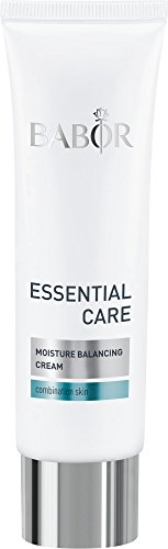 Babor Essential Care Moisture Balancing Crème, lichte gezichtsverzorgingscrème, voor gemengde en vettige huid, veganistisch, 50 ml