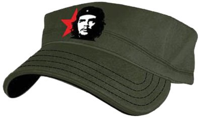 Che Youth Green Military - Casquette