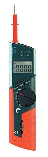 FUSO ペン型デジタルマルチテスタヒューズテスト機能付(TRUE RMS) TM-72