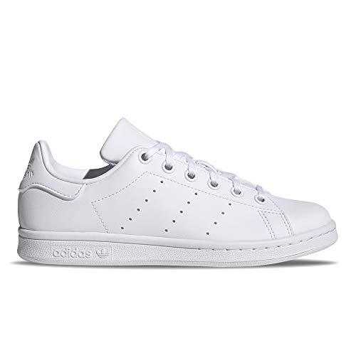 adidas Stan Smith J, Zapatillas Deportivas, FTWR White FTWR White FTWR White, 36 2/3 EU