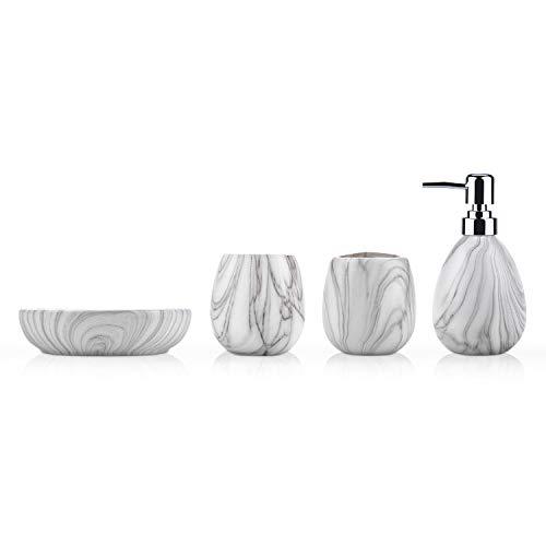 La mejor selección de Accesorios para baño de ceramica , tabla con los diez mejores. 3