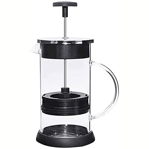 Prasa do kawy 1000 ml French Press Pot, odporność na wysoką temperaturę French Press Manualne ekspresy do kawy ze stali nierdzewnej, filtr ze stali nierdzewnej 304