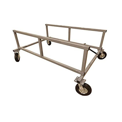 Champ Folding Pickup Truck Bed Dolly with 8