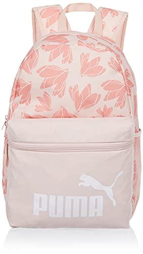 PUMA Mädchen Rucksack Phase AOP Backpack 078046 Lotus One Size