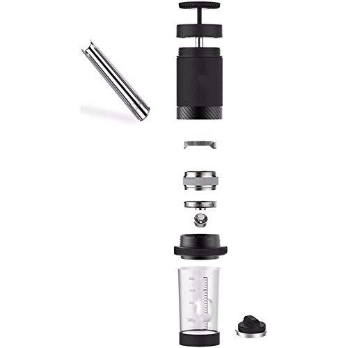 Kylinxsw Máquina de café portátil de presión Mini Mano Italiana ...