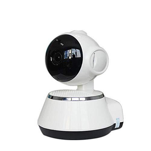 iloits Monitor di Sicurezza di sorveglianza Domestica con Telecamera di Rete Wireless 720P HD Dom Camera
