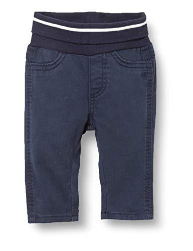 s.Oliver Junior Baby-Jungen 405.10.102.18.180.2058757 Hose, Blue, 80