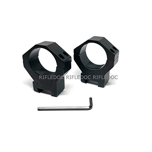ZEITWISE Zielfernrohr Montage für 21mm Weaver/Picatinny Schiene 34mm Durchmesser | 15mm Profilhöhe