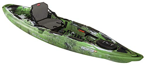 Old Town Predator MX Angler Fishing Kayak (Lime Camo, 12 Feet)