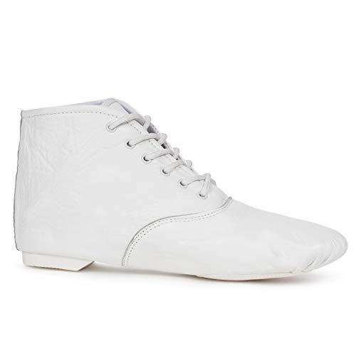 Kostov Sportswear Gardestiefel Solo Dance (extra weiches Leder), weiß, Gr.40